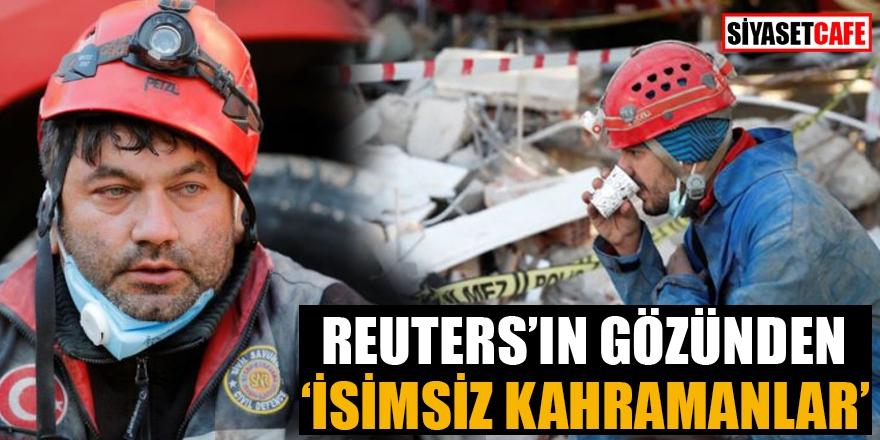 Reuters'ın gözünden İzmir'deki 'İsimsiz kahramanlar' 1