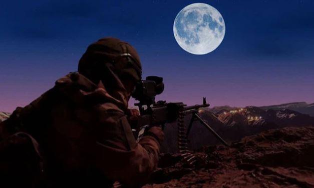 MSB paylaştı: 'Süper Ay' ışığında terörle mücadele 1