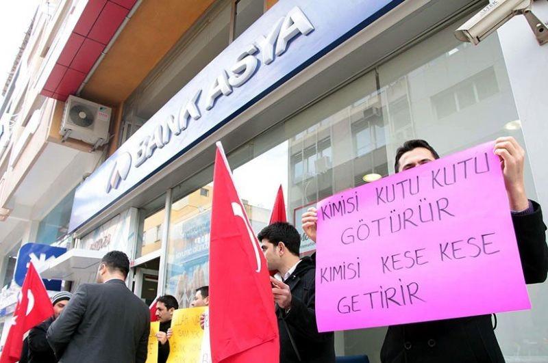Bank Asya müşterilerinden AKP'ye anlamlı göndermeler 10