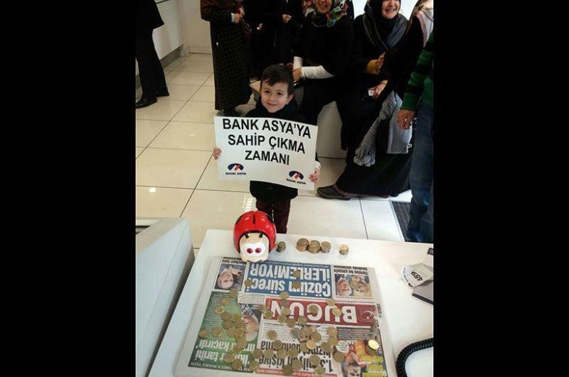Bank Asya müşterilerinden AKP'ye anlamlı göndermeler 11