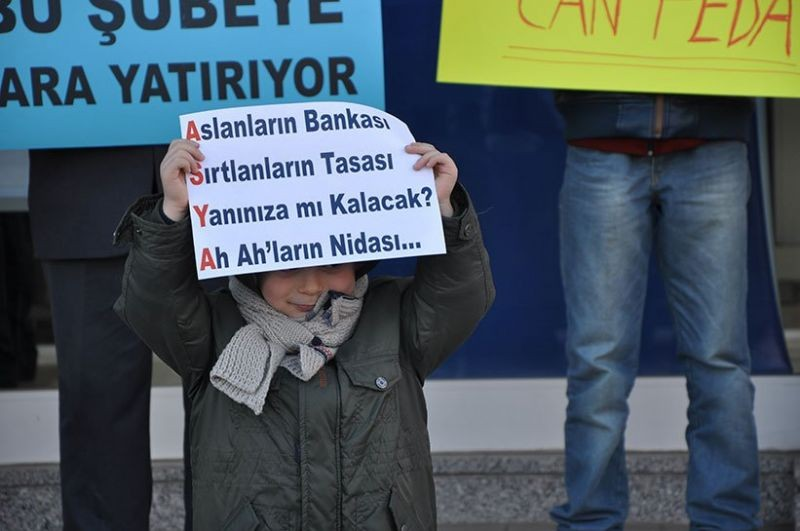 Bank Asya müşterilerinden AKP'ye anlamlı göndermeler 12