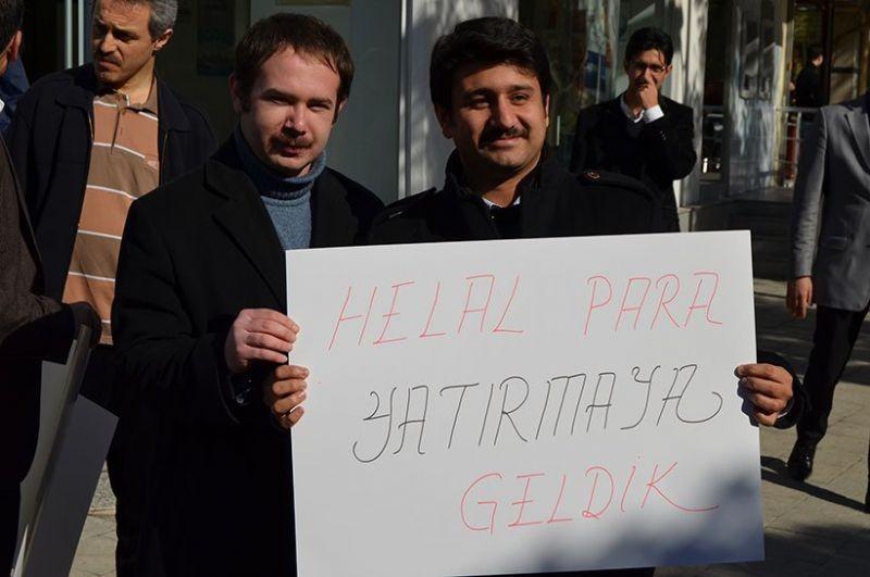 Bank Asya müşterilerinden AKP'ye anlamlı göndermeler 14