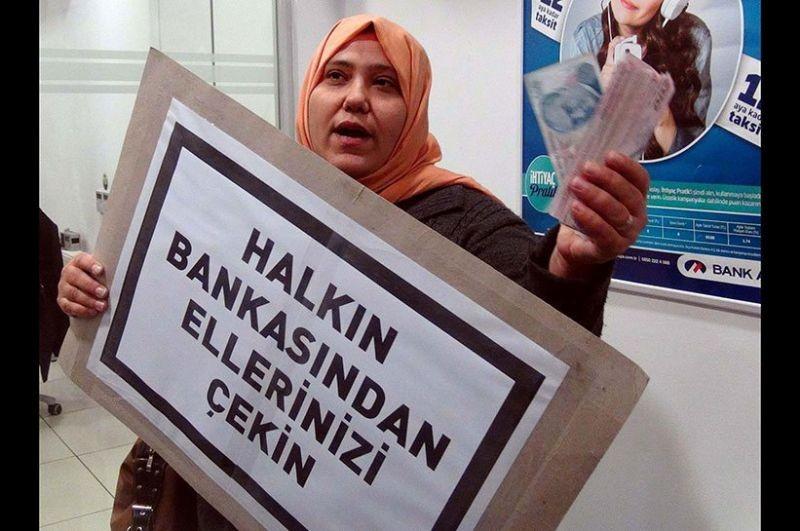 Bank Asya müşterilerinden AKP'ye anlamlı göndermeler 17