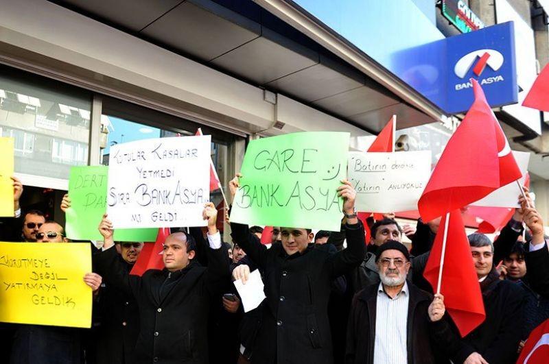 Bank Asya müşterilerinden AKP'ye anlamlı göndermeler 19