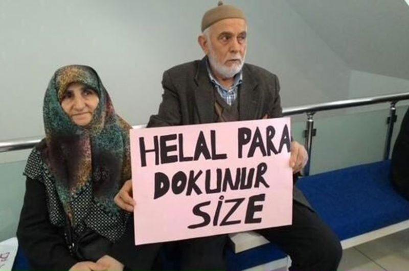Bank Asya müşterilerinden AKP'ye anlamlı göndermeler 2