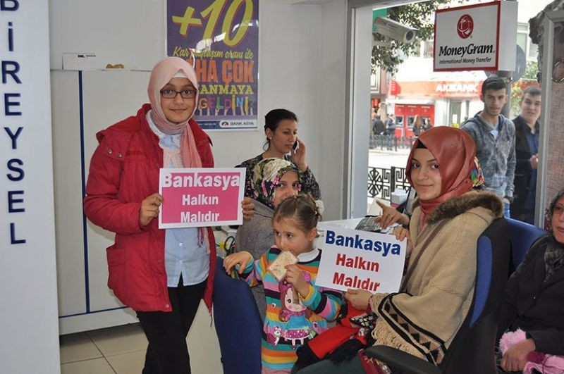 Bank Asya müşterilerinden AKP'ye anlamlı göndermeler 21