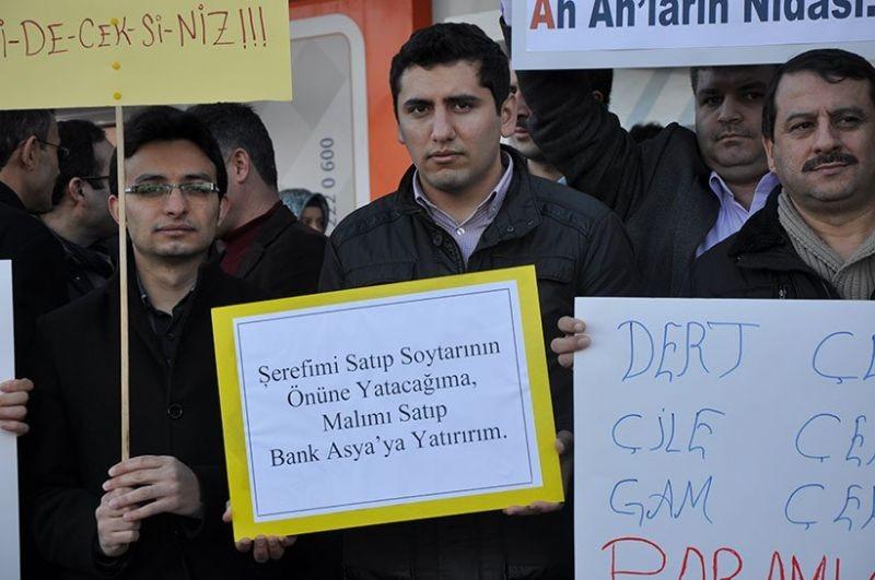 Bank Asya müşterilerinden AKP'ye anlamlı göndermeler 22