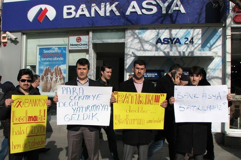 Bank Asya müşterilerinden AKP'ye anlamlı göndermeler 24