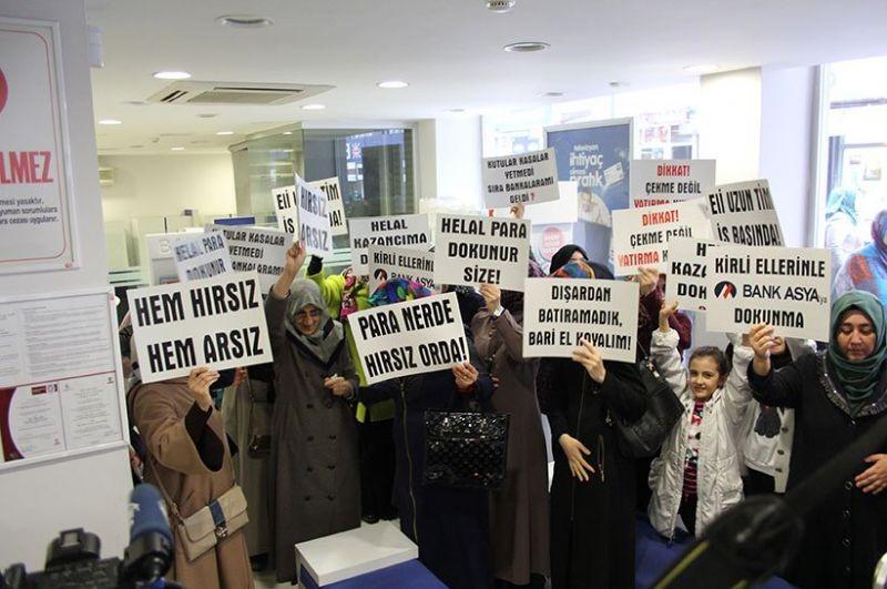 Bank Asya müşterilerinden AKP'ye anlamlı göndermeler 25
