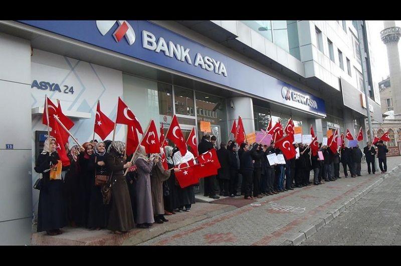 Bank Asya müşterilerinden AKP'ye anlamlı göndermeler 27