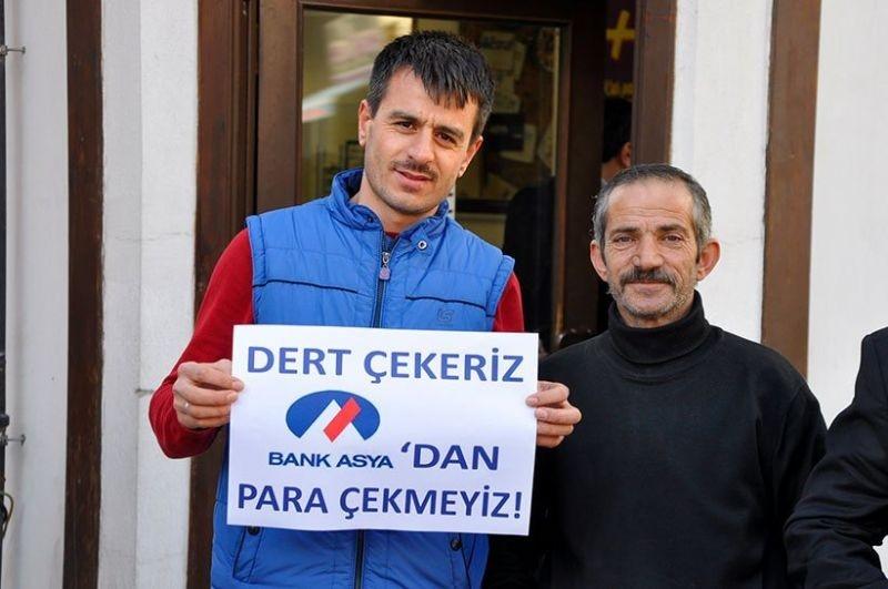 Bank Asya müşterilerinden AKP'ye anlamlı göndermeler 28