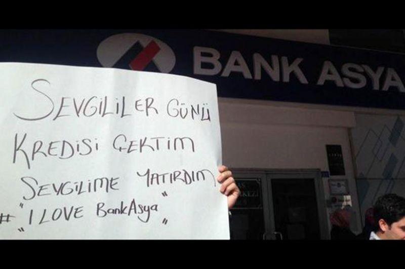 Bank Asya müşterilerinden AKP'ye anlamlı göndermeler 5