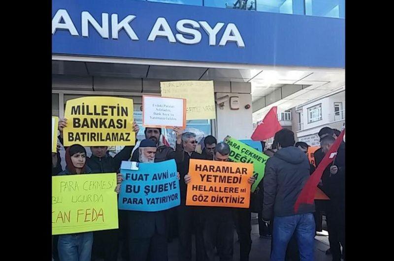 Bank Asya müşterilerinden AKP'ye anlamlı göndermeler 6