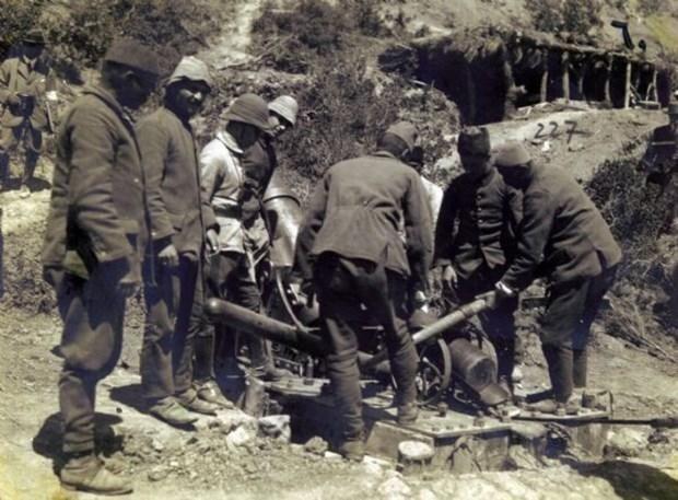 Yayınlanmamış Çanakkale fotoğrafları 14