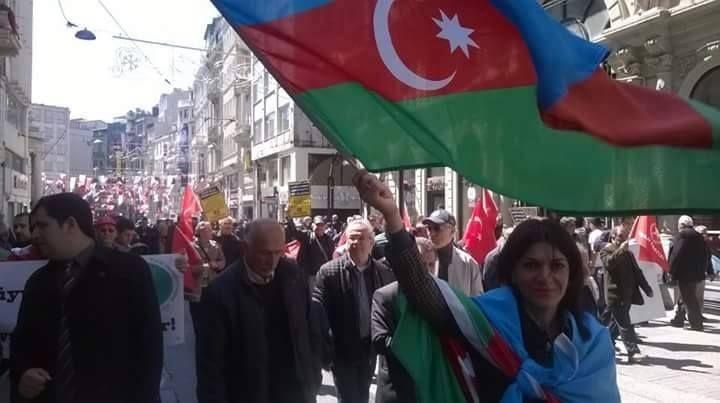 Azerbaycan'dan Türkiye'ye 'soykırım' desteği 1
