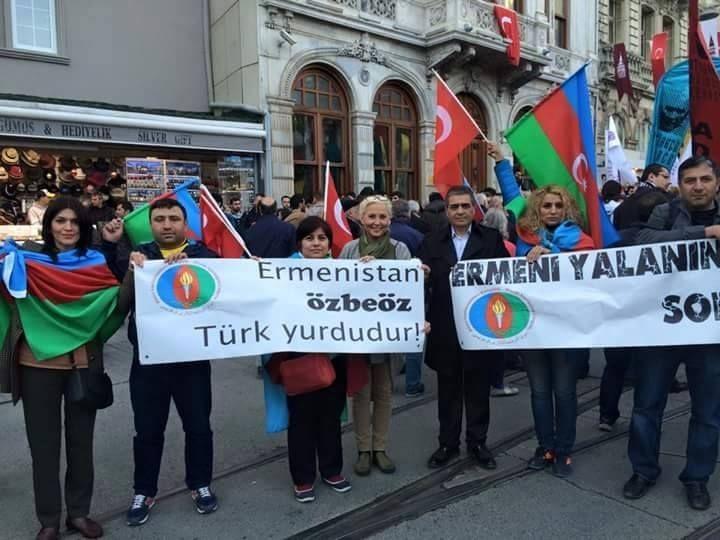 Azerbaycan'dan Türkiye'ye 'soykırım' desteği 2