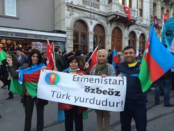 Azerbaycan'dan Türkiye'ye 'soykırım' desteği 4