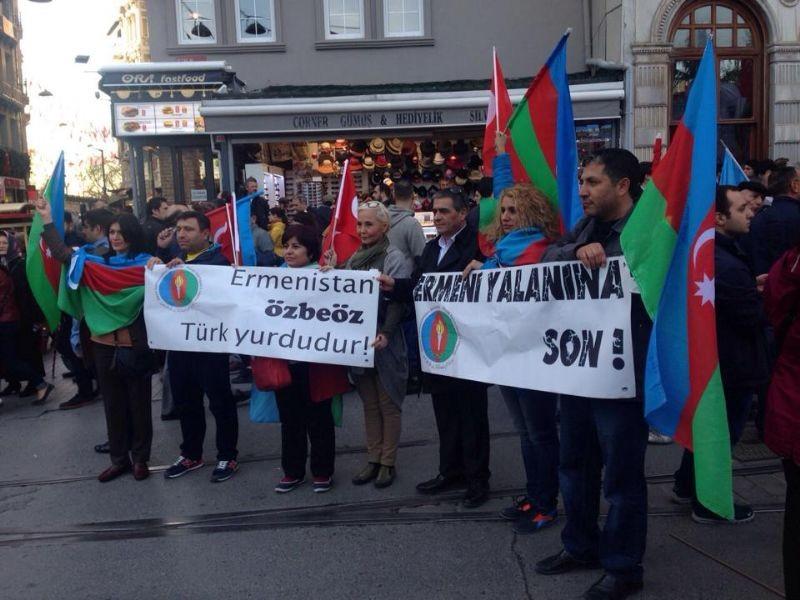 Azerbaycan'dan Türkiye'ye 'soykırım' desteği 6