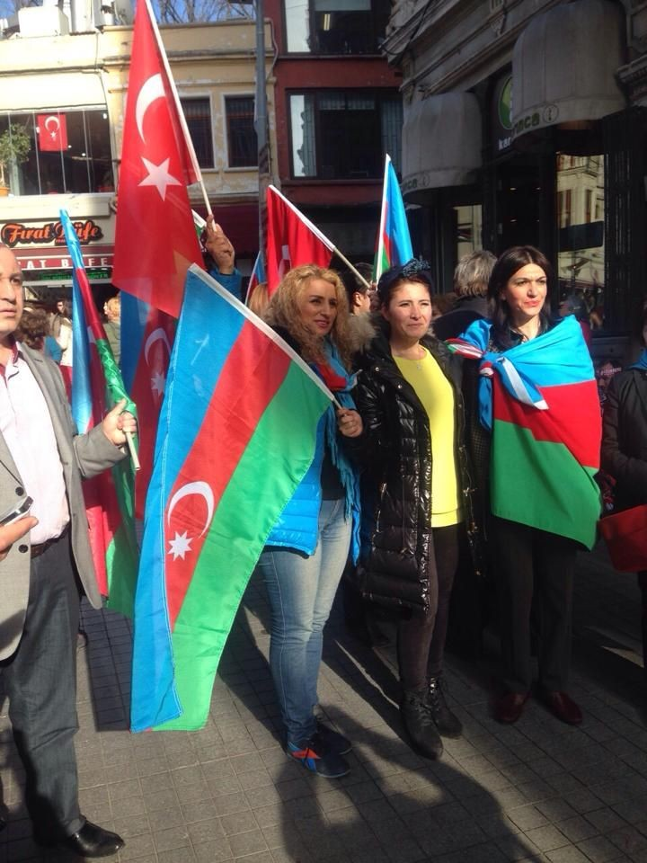 Azerbaycan'dan Türkiye'ye 'soykırım' desteği 8