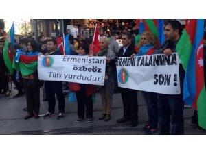 Azerbaycan'dan Türkiye'ye 'soykırım' desteği