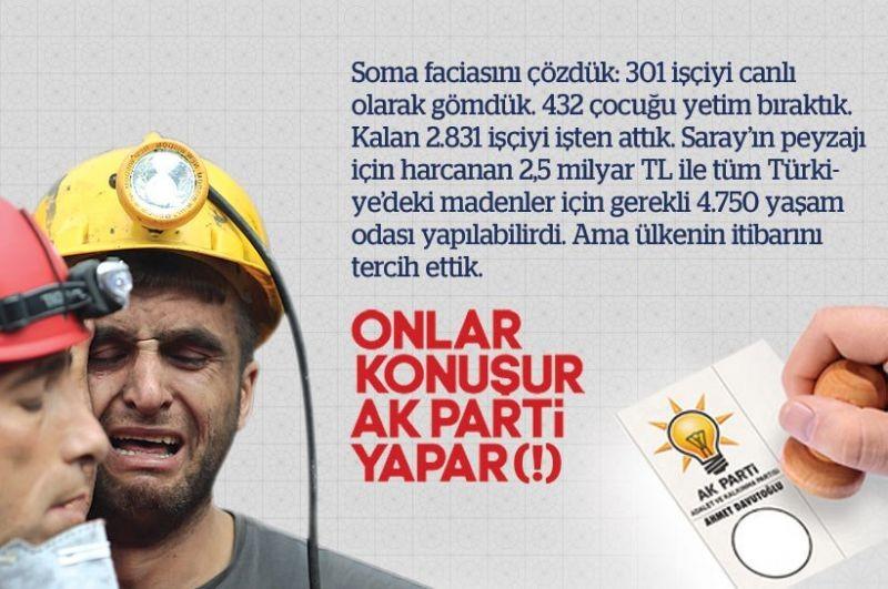 Onlar konuşur AKP yapar (!) 1