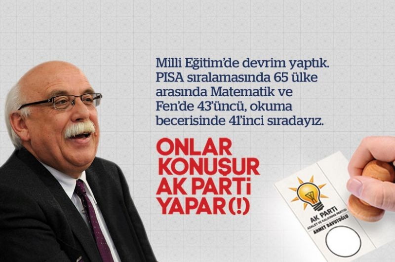 Onlar konuşur AKP yapar (!) 10