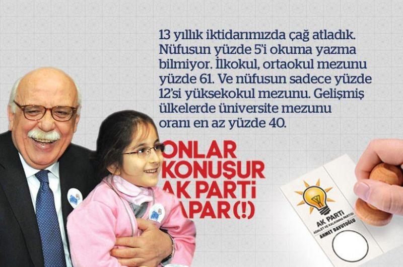 Onlar konuşur AKP yapar (!) 11