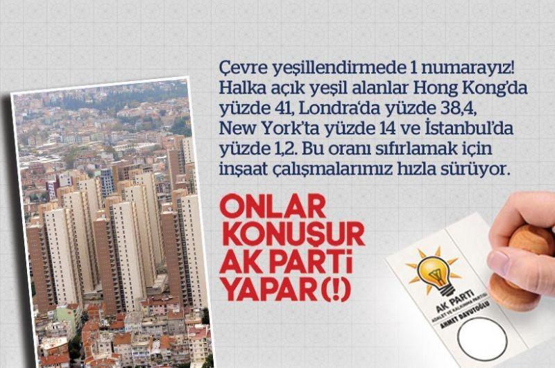 Onlar konuşur AKP yapar (!) 12