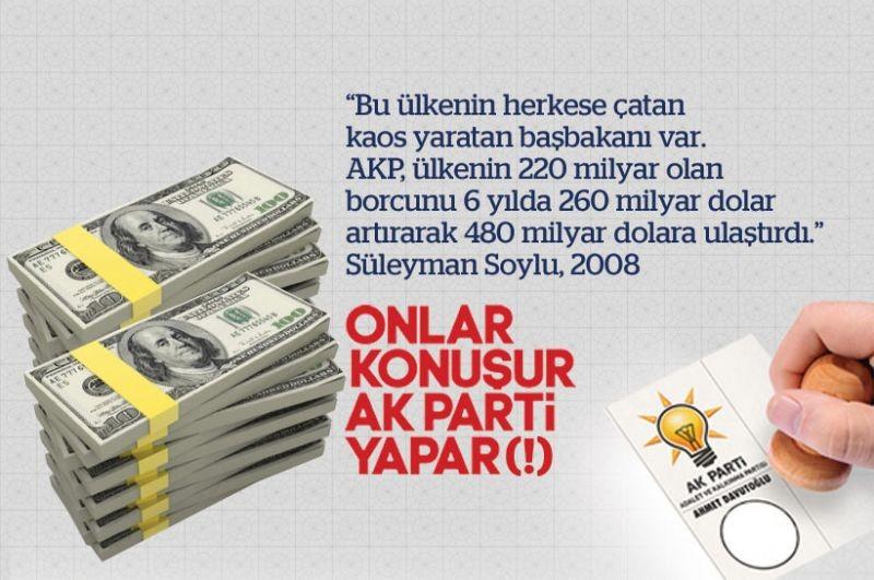 Onlar konuşur AKP yapar (!) 14