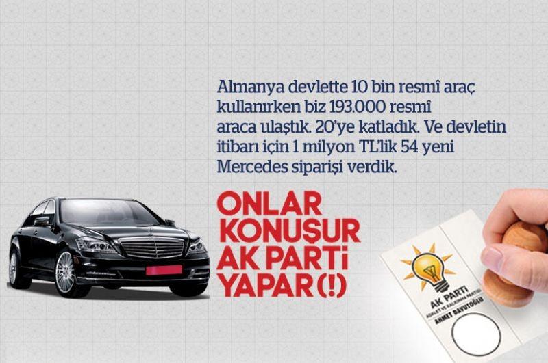 Onlar konuşur AKP yapar (!) 15