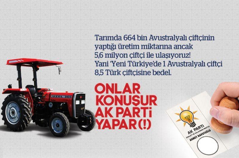 Onlar konuşur AKP yapar (!) 16