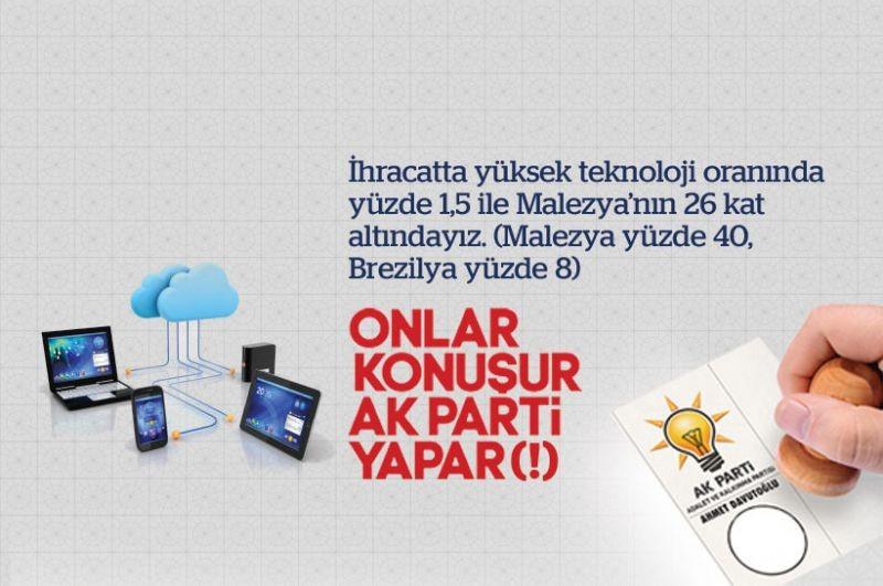 Onlar konuşur AKP yapar (!) 17