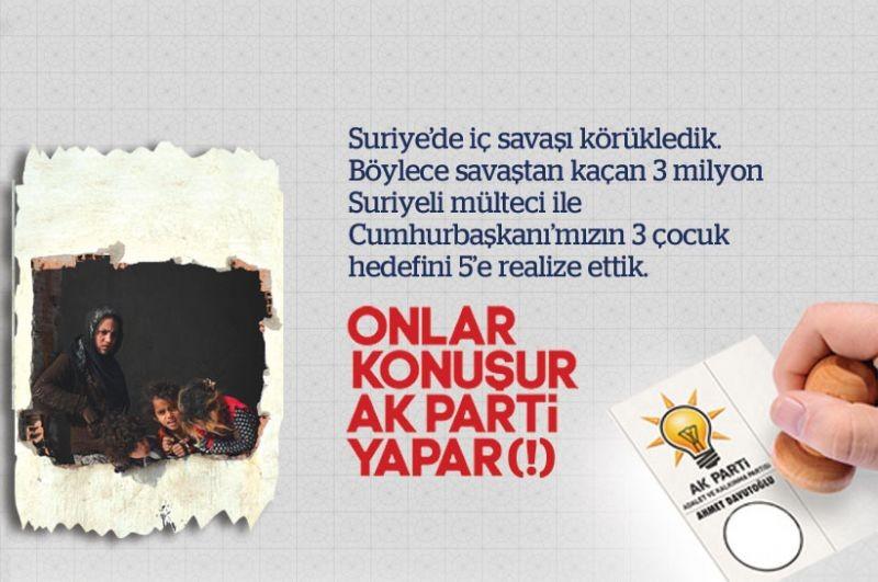 Onlar konuşur AKP yapar (!) 19