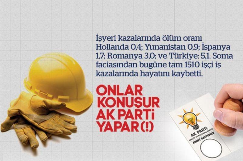 Onlar konuşur AKP yapar (!) 2