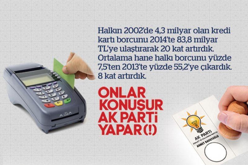 Onlar konuşur AKP yapar (!) 20