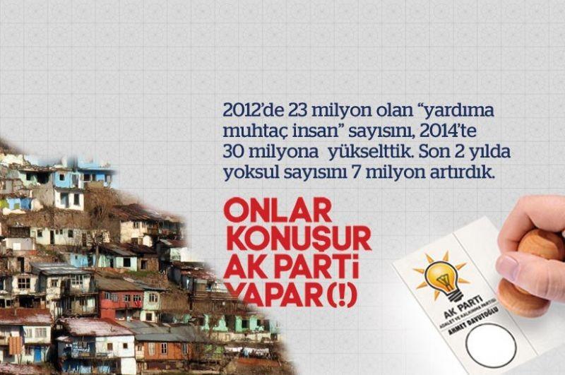 Onlar konuşur AKP yapar (!) 21