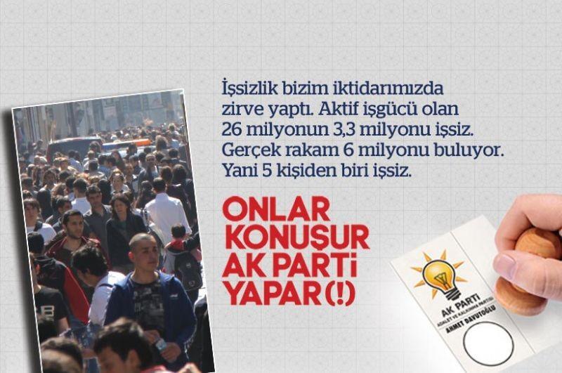 Onlar konuşur AKP yapar (!) 22
