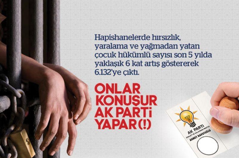 Onlar konuşur AKP yapar (!) 3