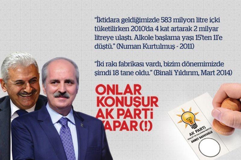 Onlar konuşur AKP yapar (!) 9
