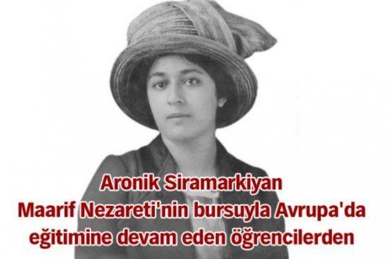 Avrupa'da okuyan Osmanlı kızları 2