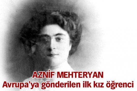 Avrupa'da okuyan Osmanlı kızları 4