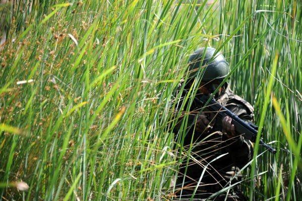 Türk Komandoları nefesleri kesti 1