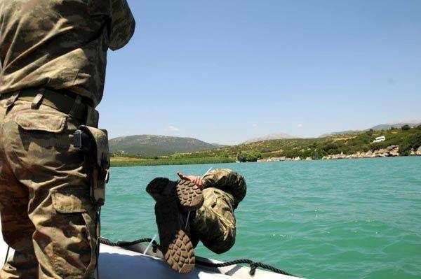 Türk Komandoları nefesleri kesti 13