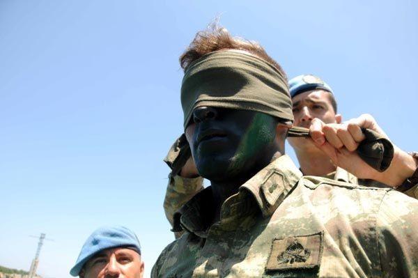 Türk Komandoları nefesleri kesti 15