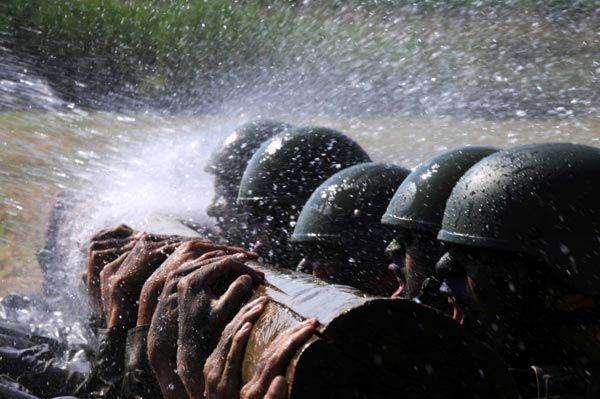 Türk Komandoları nefesleri kesti 19