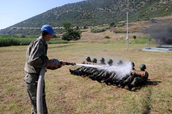 Türk Komandoları nefesleri kesti 20