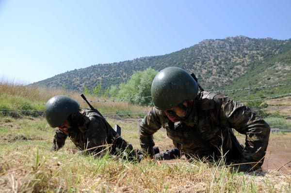 Türk Komandoları nefesleri kesti 4