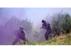 Türk Komandoları nefesleri kesti