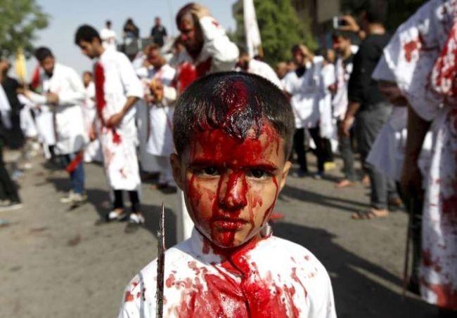 Irak'ta Kerbela anması 3
