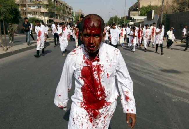 Irak'ta Kerbela anması 4